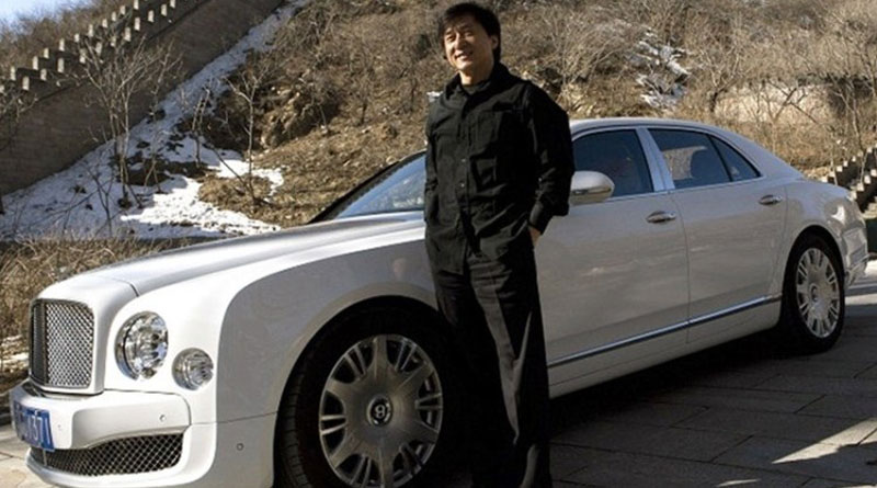 jackie chan photos