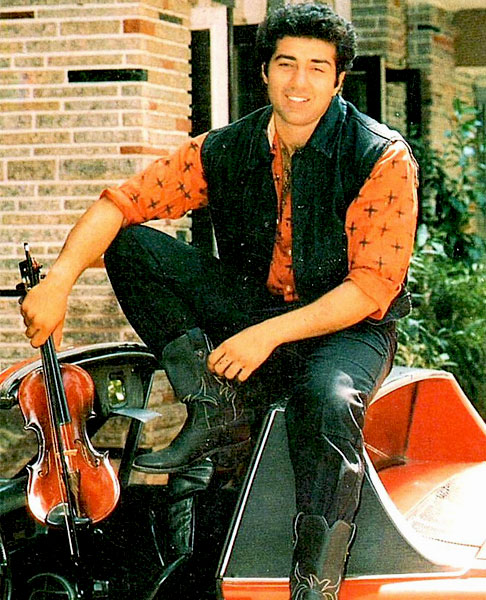 sunny deol old photo